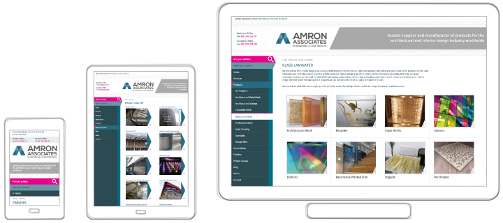 Amron website